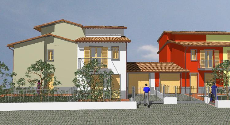 Villa a schiera Scandicci