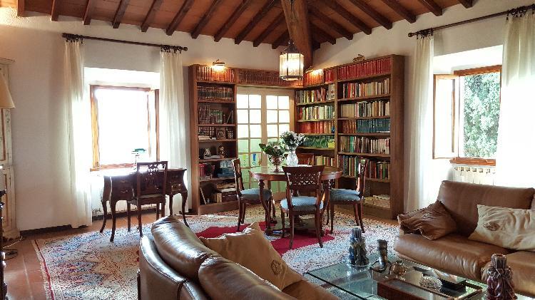 Appartamento in villa Scandicci